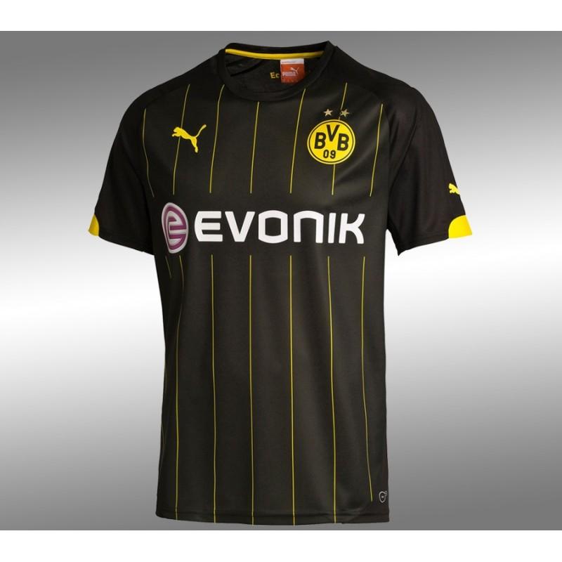 Le Borussia Dortmund BVB maillot extérieur 2014/15 Puma