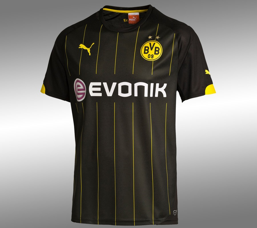 Borussia Dortmund BVB away shirt 2014/15 Puma