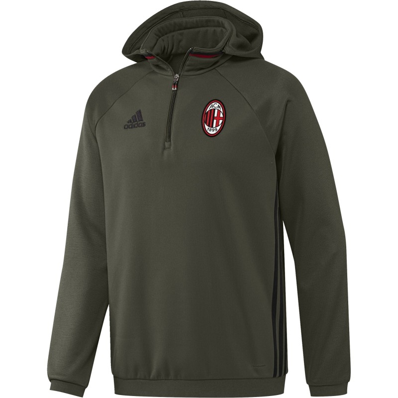 AC Milan training sweatshirt fleece 2016/17 Adidas