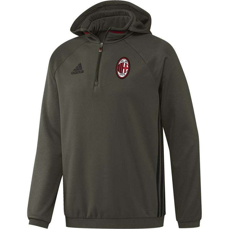 El AC Milan sudadera de entrenamiento polar 2016/17 Adidas