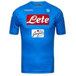 SSC Napoli home shirt, Kombat Extra 2017/18 Kappa