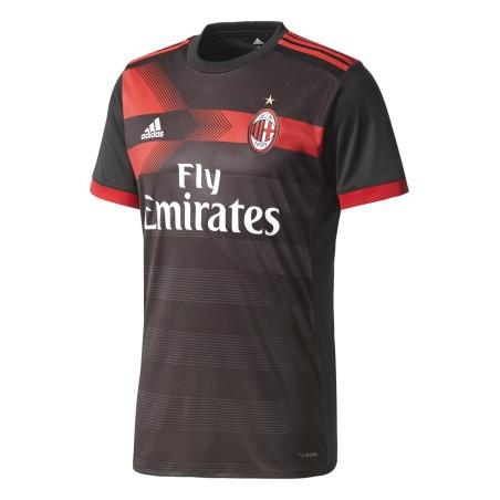Milan troisième maillot 2017/18 Adidas