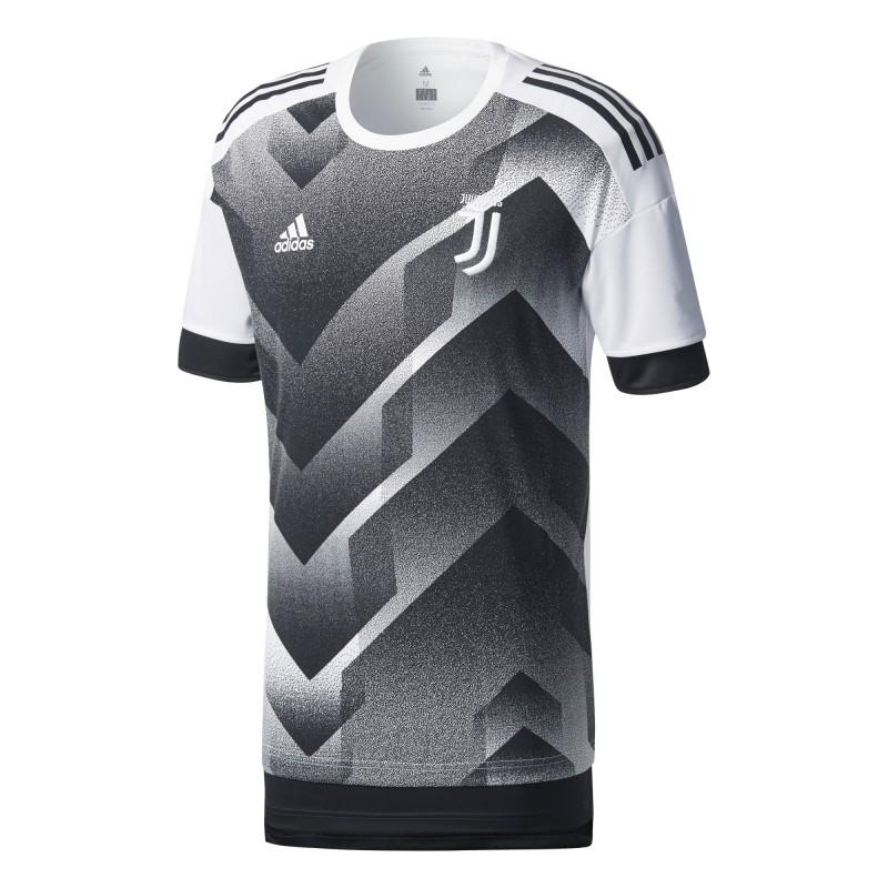 Juventus FC jersey pre match 2017/18 Adidas