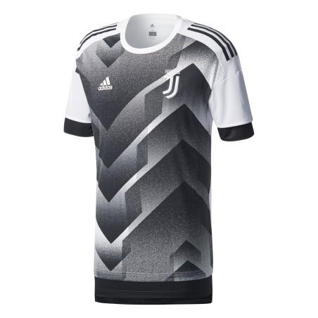 Juventus FC maglia pre partita 2017/18 Adidas