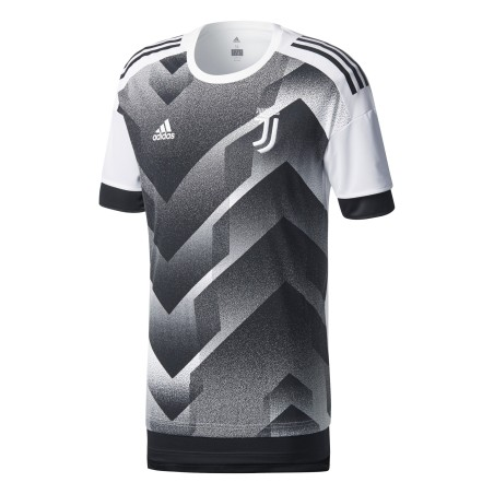 Juventus FC maillot pre match 2017/18 Adidas