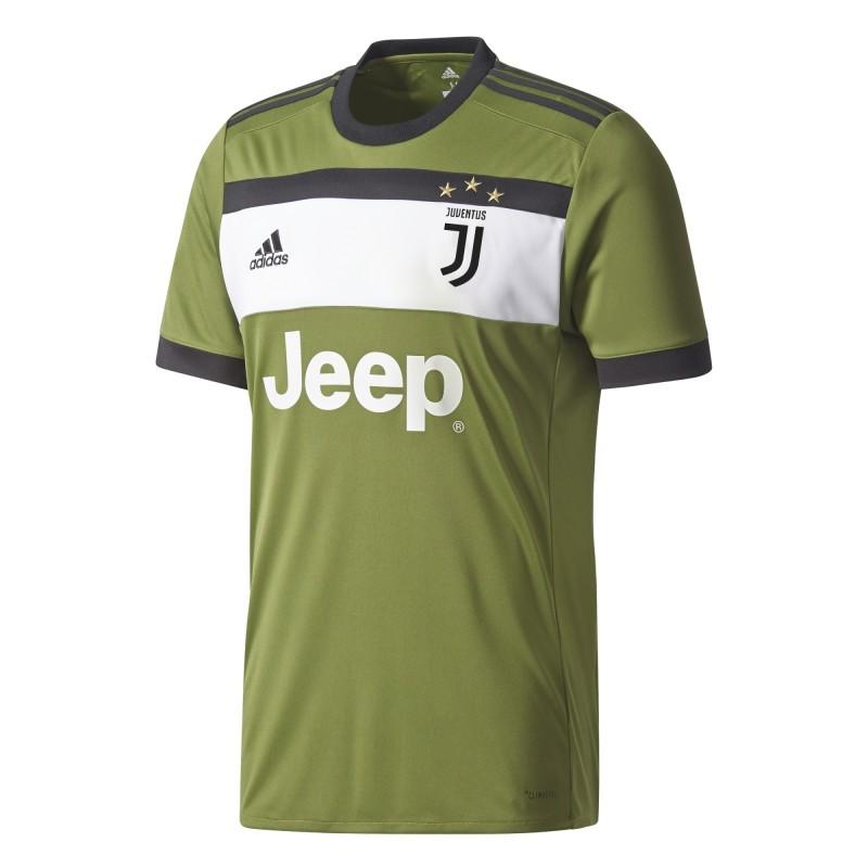 Juventus FC maillot troisième 3ème 2017/18 Adidas