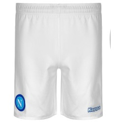 SSC Napoli home shorts-white 2015/16 Kappa
