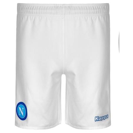 SSC Neapel shorts home weiß 2015/16 Kappa