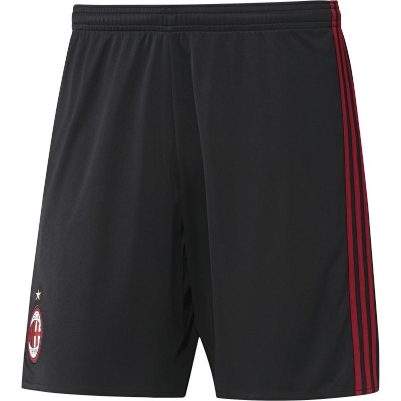 Milan shorts third black 2017/18 Adidas