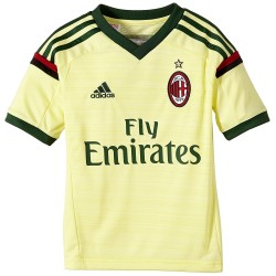 El Ac Milan jersey tercer hijo 2014/15 Adidas