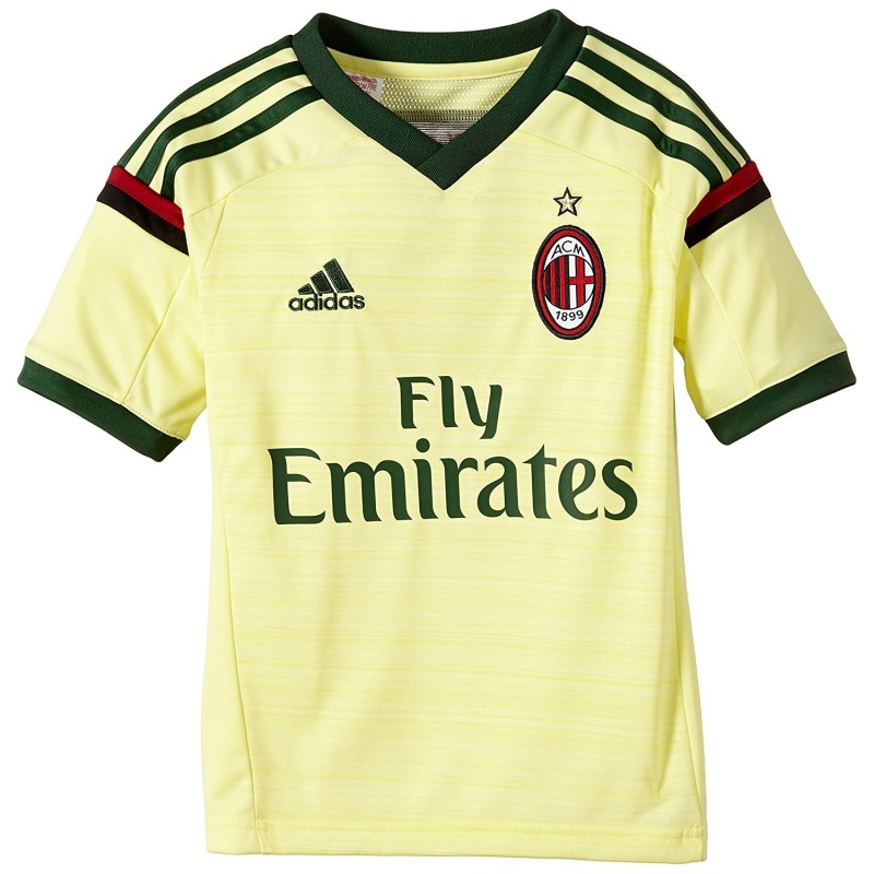 Ac Milan jersey third child 2014/15 Adidas