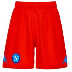 SSC Napoli shorts Kombat orange 2017/18 Kappa