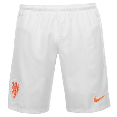 Nike Holanda cortos de la casa blanca 2014/16