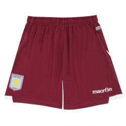 Aston Villa shorts away 2014/15 Macron