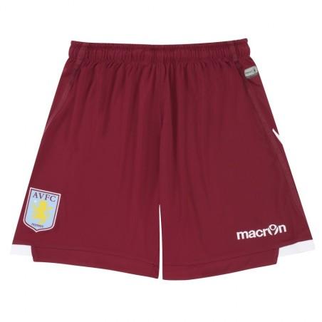 Aston Villa away shorts 2014/15 Macron