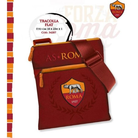 AS Roma shoulder bag flat official