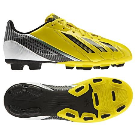 Adidas F5 TRX FG J chaussures de foot enfant