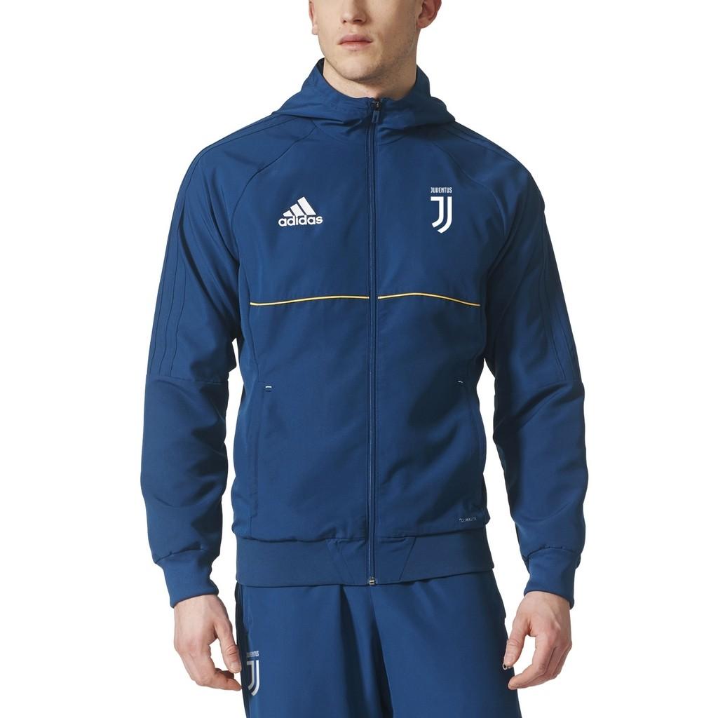giacca blu juventus