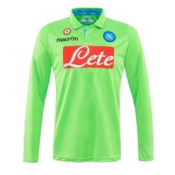 SSC Neapel trikot torwart grün 2014/15 Macron