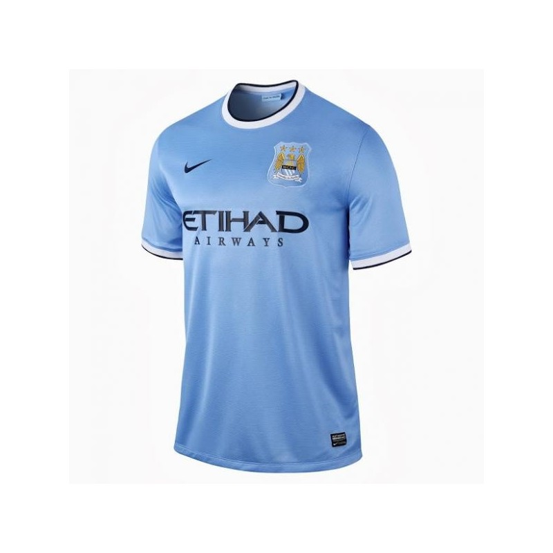 Camiseta de Manchester City home 2013/14 Nike