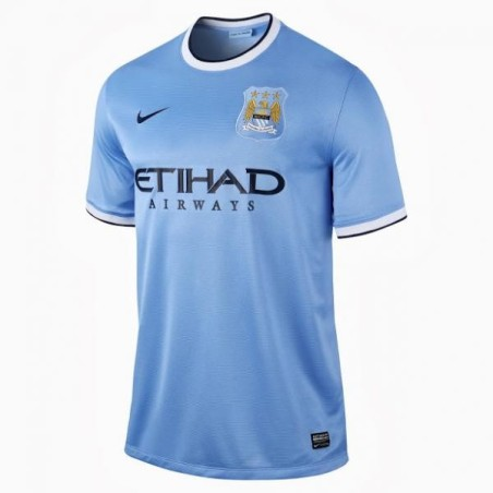 Manchester City home shirt 2013/14 Nike