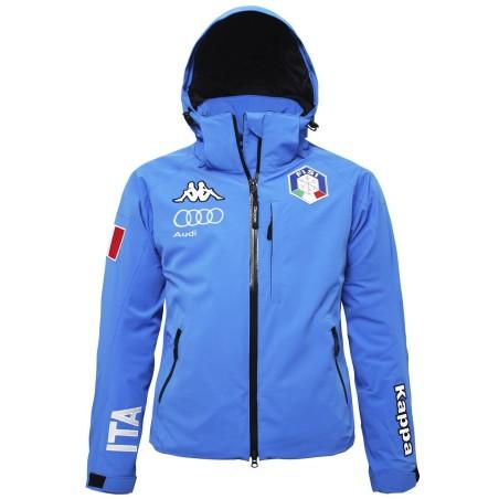 FISI Jacket 6cento 650 Ski Kappa