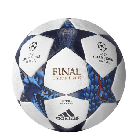 Adidas Pallone finale Champions League 2016/17 Cardiff