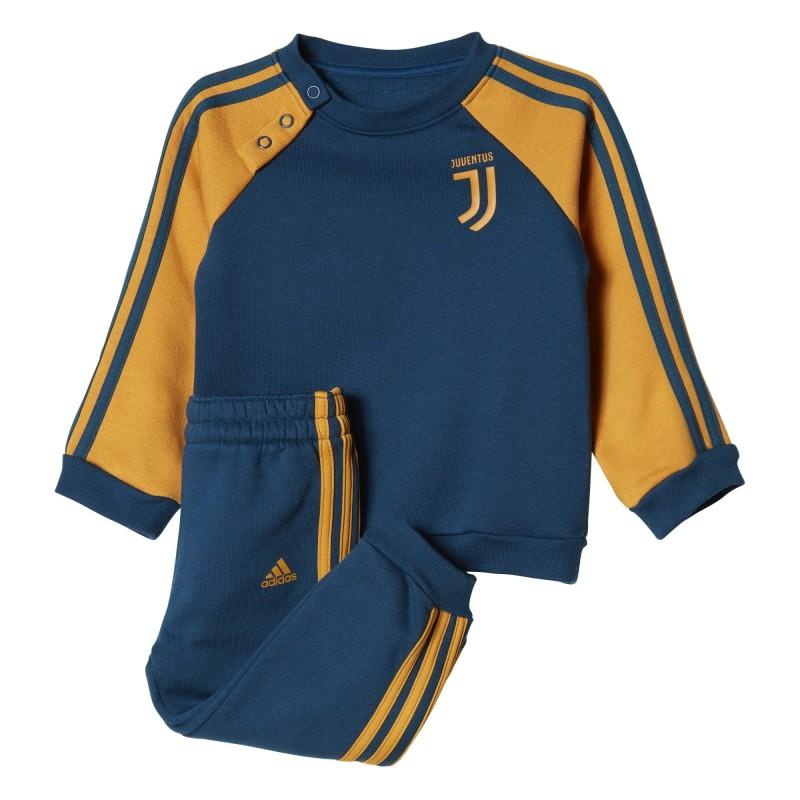 Juventus Tracksuit baby blue 2017/18 Adidas