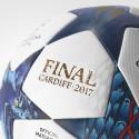 Ballon Adidas finale de la Ligue des Champions 2016/17 Cardiff