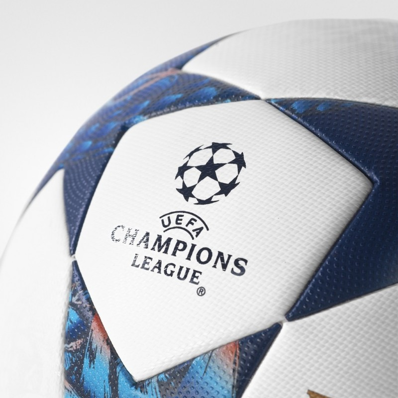 Champions League Final 2016: Adidas Ball Final UCL UEFA Champions League 2016/17 Cardiff