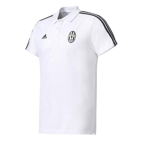 Polo Juventus 3 Bandes blanches Adidas