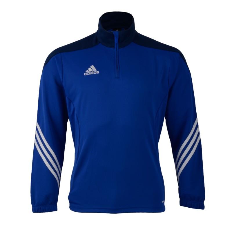 Felpa allenamento Sereno 14 Blu cobalto Adidas
