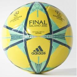 Ballon Adidas Finale 16, Milan jaune de la Ligue des Champions 2015/16