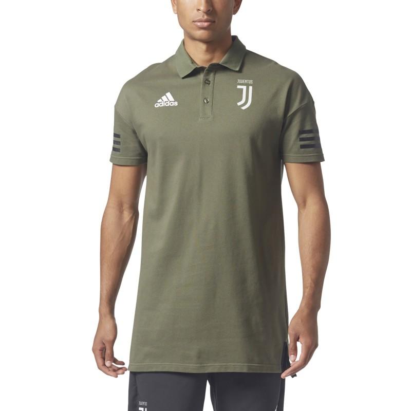 Juventus polo rappresentanza UCL 2017/18 Adidas