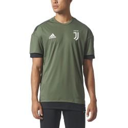 Juventus maillot de formation de l'UCL 2017/18 Adidas